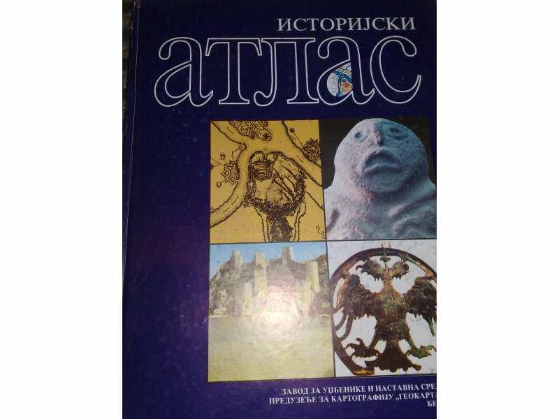 Istorijski atlas za decu