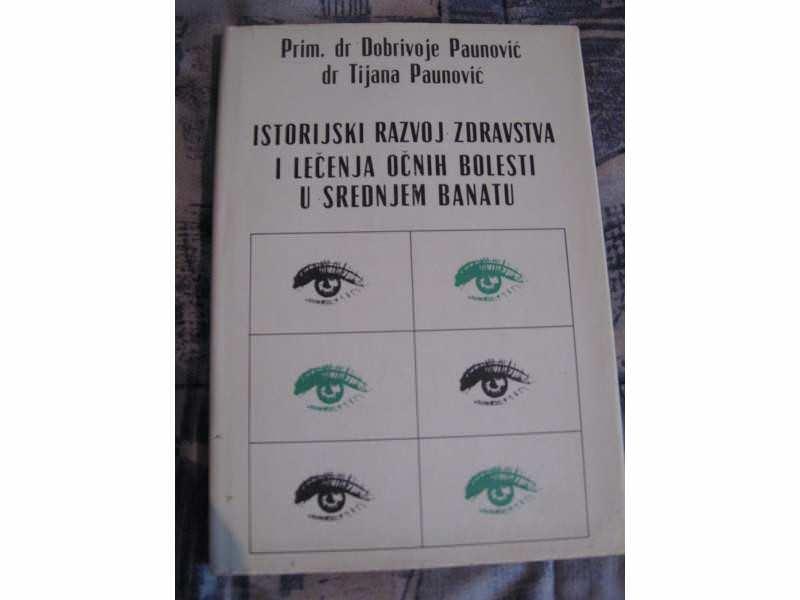Istorijski razvoj zdravstva i lecenja ocnih bolesti