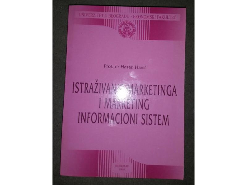 Istraživanje marketinga i marketing informacioni sistem