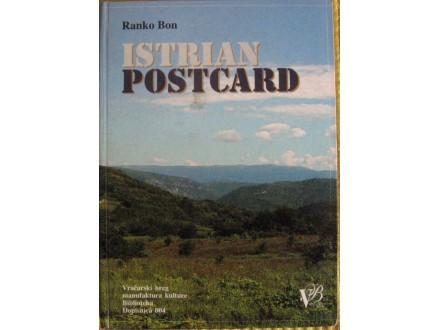 Istrian postcard  Ranko Bon
