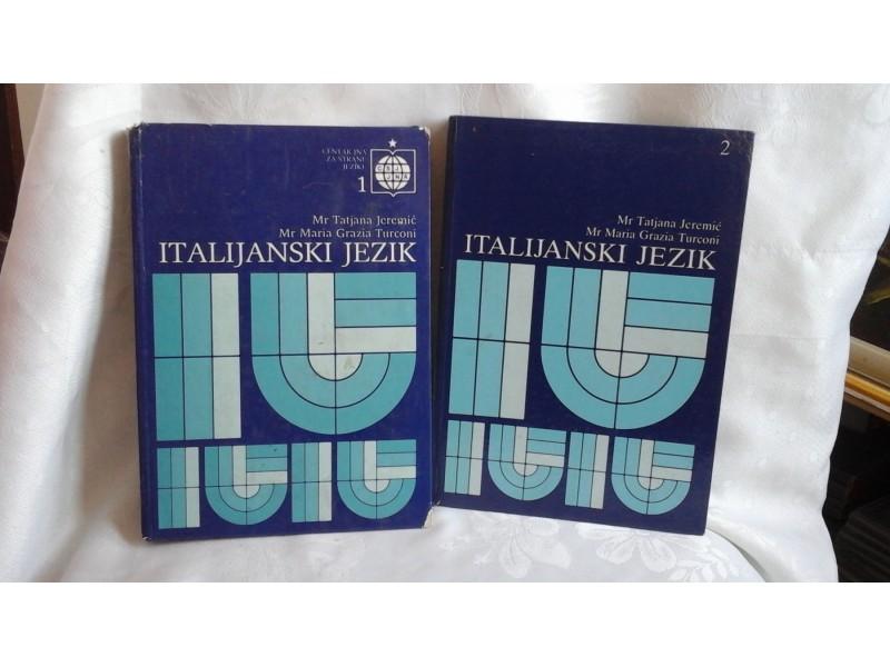 Italijanski jezik 1 i 2 Tatjana Jeremić Turconi