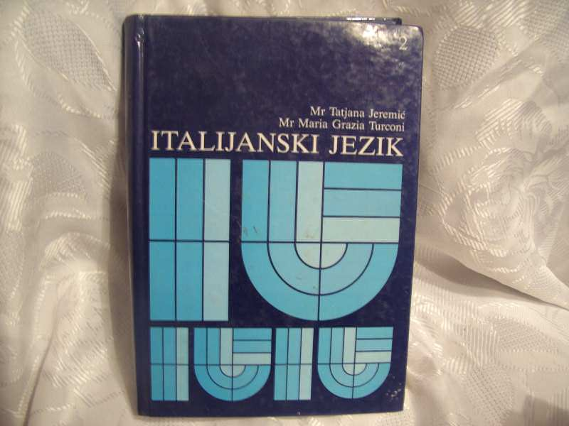Italijanski jezik 2, Tatjana Jeremić , Turconi