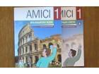 Italijanski jezik za 5. razred - Amici 1 + Cd