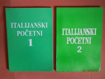 Italijanski pocetni 1-2