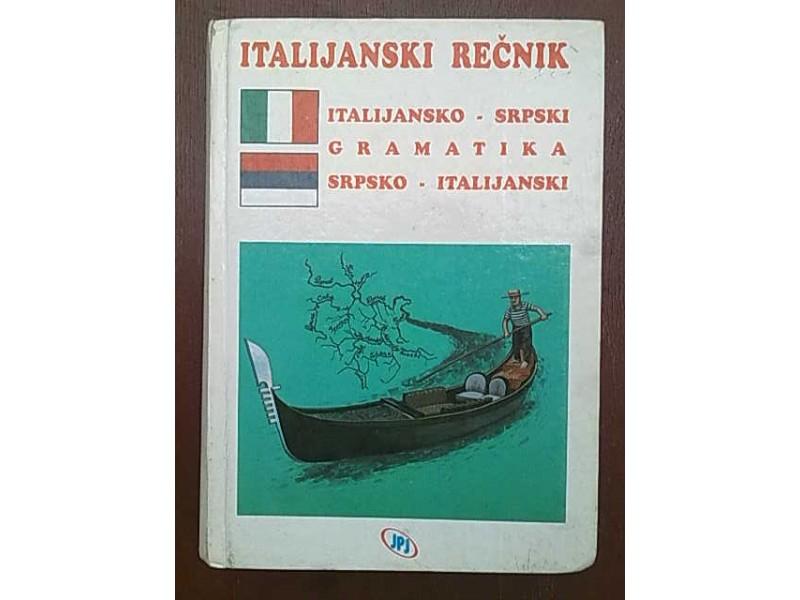 Italijanski recnik