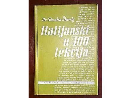 Italijanski u 100 lekcija-Dr Stanko Skerlj