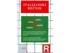 Italijansko-srpski rečnik, izdavač Jasen