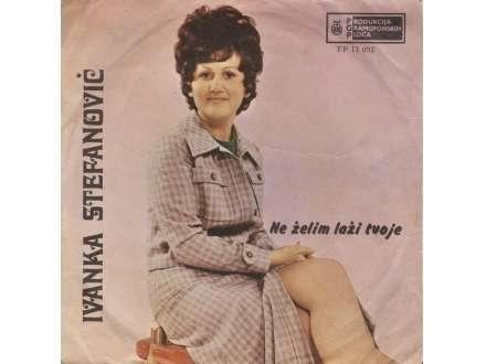 Ivanka Stefanović - Ne Želim Laži Tvoje