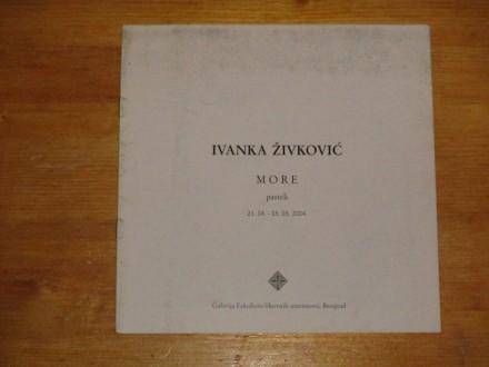 Ivanka Živković - katalog izložbe