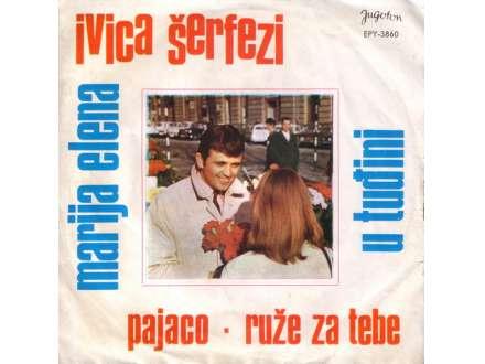Ivica Šerfezi - Marija Elena