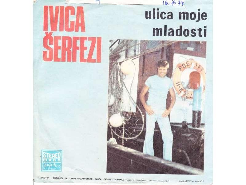 Ivica Šerfezi - Naše Ljeto U Arkadiji