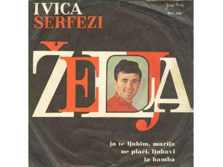 Ivica Šerfezi - Želja