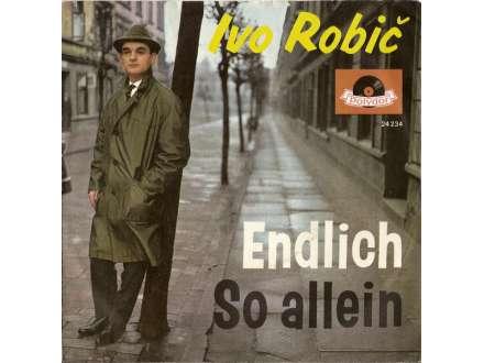 Ivo Robić - Endlich / So Allein