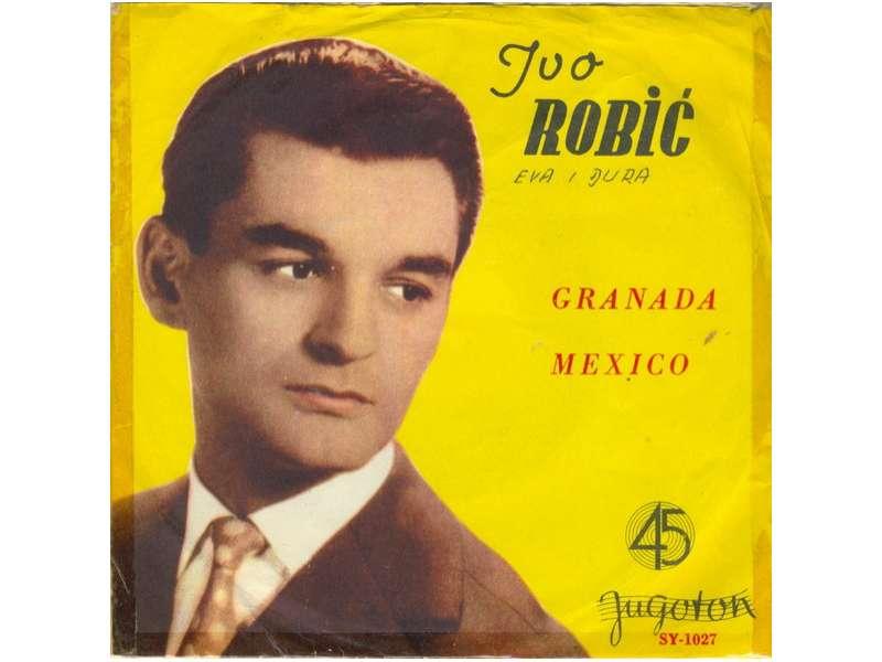 Ivo Robić - Granada / Mexico