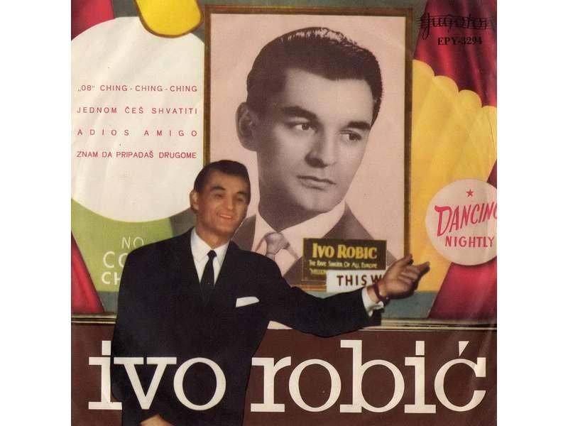 """Ivo Robić - """"08"""" Ching-Ching-Ching"""