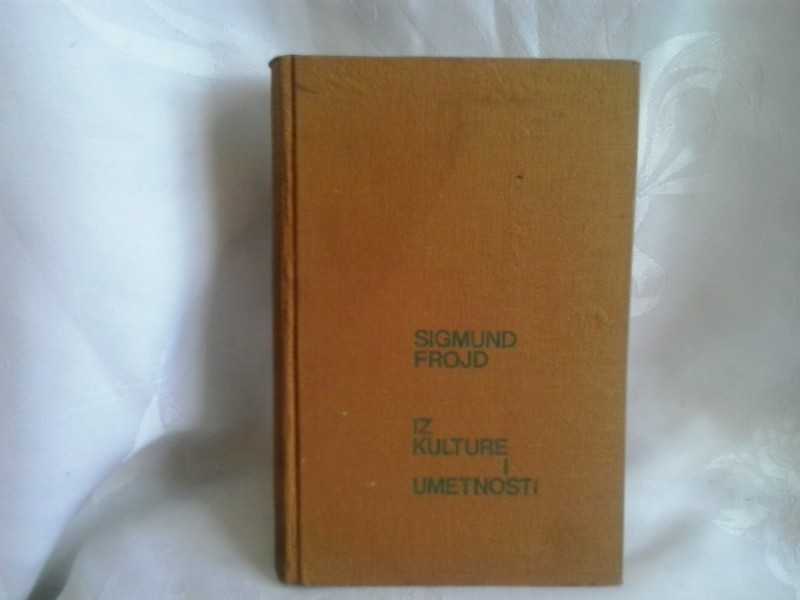 Iz kulture i umetnosti Sigmund Frojd