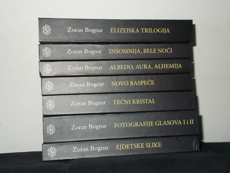 Izabrana dela Zorana Bognara 1-7