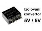 Izolovani konvertor 5V na 5V - DC/DC
