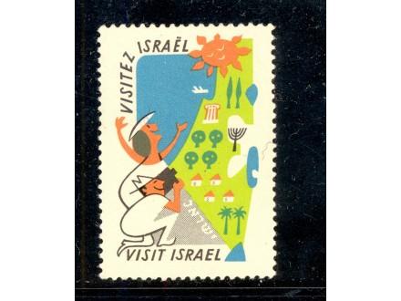Izrael - reklamna marka turizam