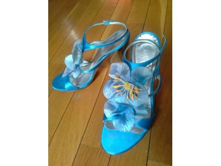 Izuzetne Casadei plave sandale