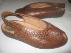 Izuzetne sandale od pletene kože