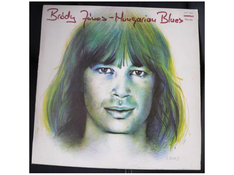 János Bródy - Hungarian Blues