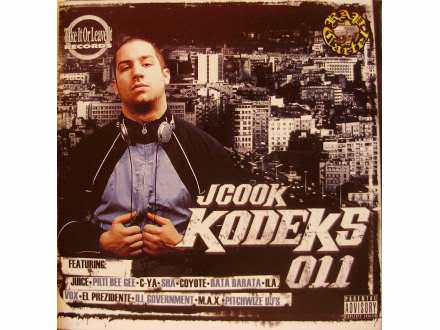 J Cook - Kodeks 011