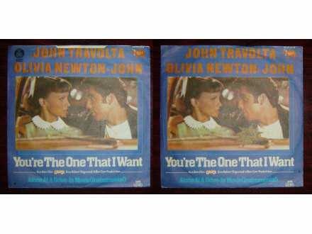 J.TRAVOLTA i O.N.John - Youre The One That (singl)