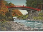 JAPAN / Sacred bridge - japanskA razglednicA