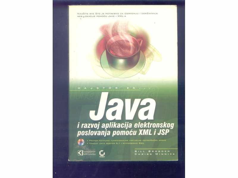 JAVA  - BILL BROGDEN -C.MINNICK (2001)
