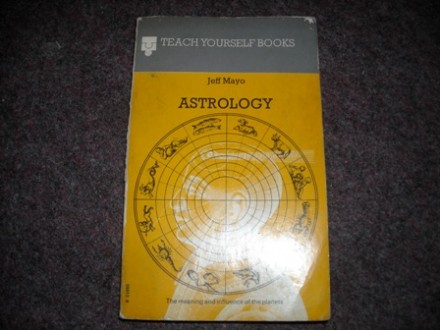 JEFF MAYO    ASTROLOGY