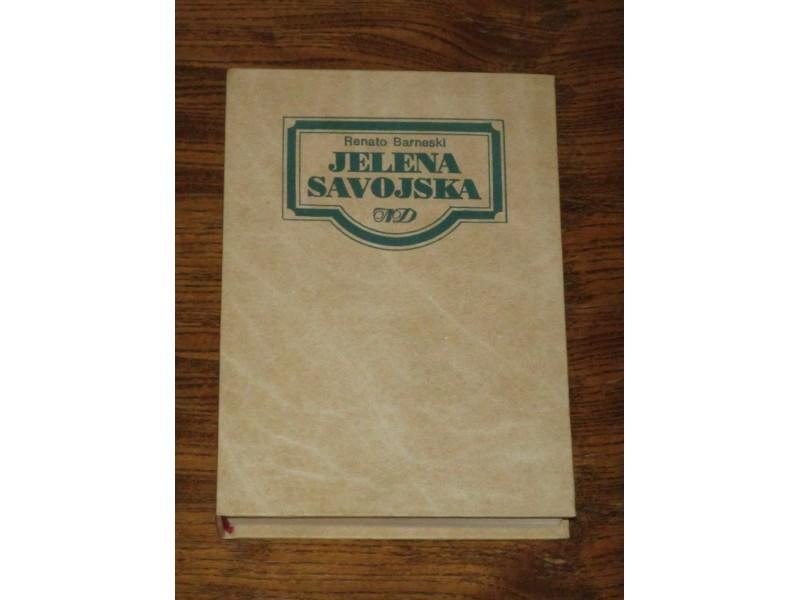 JELENA SAVOJSKA - Renato Barneski