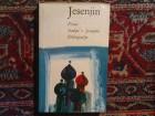 JESENJIN -  PISMA - STUDIJA O JESENJINU - BIBLIOGRAFIJA