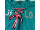 JLO by Jennifer Lopez majica sa petlicama  Velicina S