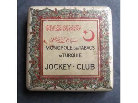 JOCKEY CLUB limena kutija za cigarete