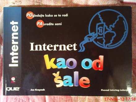 JOE KRAYNAK --  INTERNET KAO OD SALE