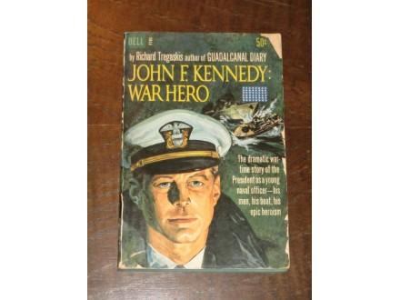 JOHN KENNEDY - War hero