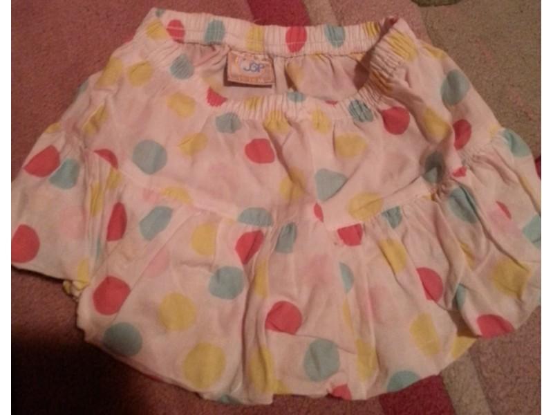 JSP- balon suknja za devojcice 12-18 meseci