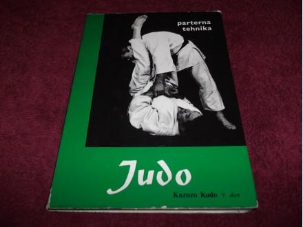 JUDO parterna tehnika - Kazuzo Kudo 9.dan