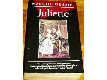 JULIETTE - Marquis de Sade