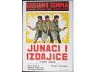 JUNACI i IZDAJICE plakat Giuliano Gemma