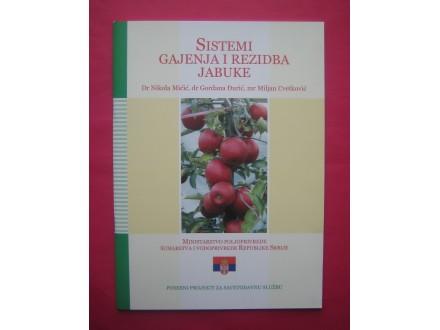 Jabuka - Sistemi gajenja i rezidbe