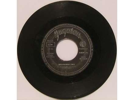 Jack Hammer - Melancholy Boy / Kissin` Twist