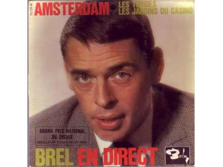 Jacques Brel - En Direct