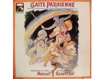 Jacques Offenbach, Orchestre National De L`Opéra De Monte-Carlo, Manuel Rosenthal - Gaîté Parisienne