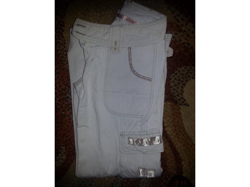 Jagger pantalone, krem