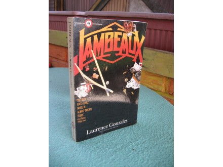 Jambeaux - Laurence Gonzales