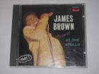 James Brown – Live At The Apollo (CD)