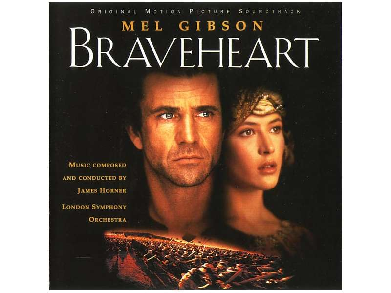 James Horner, London Symphony Orchestra, The - Braveheart