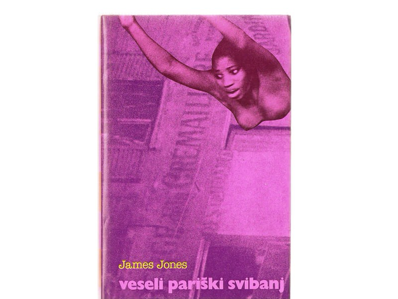 James Jones - Veseli pariski svibanj